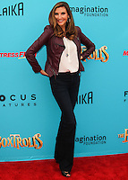 UNIVERSAL CITY, CA, USA - SEPTEMBER 21: Heather McDonald arrives at the Los Angeles Premiere Of Focus Features' 'The Boxtrolls' held at Universal CityWalk on September 21, 2014 in Universal City, California, United States. (Photo by Celebrity Monitor)