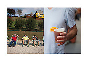 Faux Beach, Walnut Creek, Raleigh | Beer &amp; Orange, American Tobacco Campus, Durham