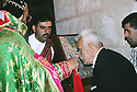 Turkey 1997 .The celebration of the mass for the  1600 anniversary of the monastery of Mar Gabriel.Turquie 1997.Celebration de la messe  pour le 1600eme anniversaire du monastere de Mar Gabriel