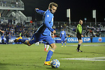 12 December 2014: UCLA's Felix Vobejda (GER). The University of California Los Angeles Bruins played the Providence College Friars at WakeMed Stadium in Cary, North Carolina in a 2014 NCAA Division I Men's College Cup semifinal match. UCLA won the game 3-2 in overtime.