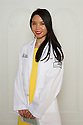 Janel Martir. White Coat Ceremony, class of 2016.