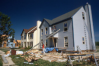 1990 June 13..Redevelopment.MiddleTowne Arch..home under construction...NEG#.NRHA#..