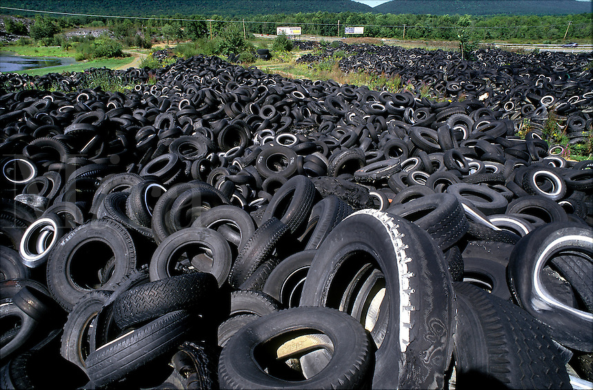 Used Tire Dump, PA