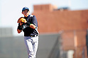 Munenori Kawasaki (Mariners),.FEBRUARY 24, 2012 - MLB :.Seattle Mariners spring training camp at Peoria Sports Complex in Peoria, Arizona, United States. (Photo by AFLO)