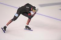 SPEEDSKATING: CALGARY: Olympic Oval, 25-02-2017, ISU World Sprint Championships, 1000m Men, Nico Ihle (GER), ©photo Martin de Jong