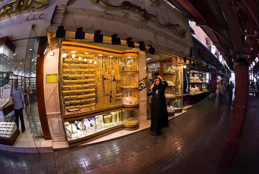 jewelry store gold souk dubai united arab emirates