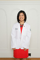 Eunice Fu. Class of 2017 White Coat Ceremony.