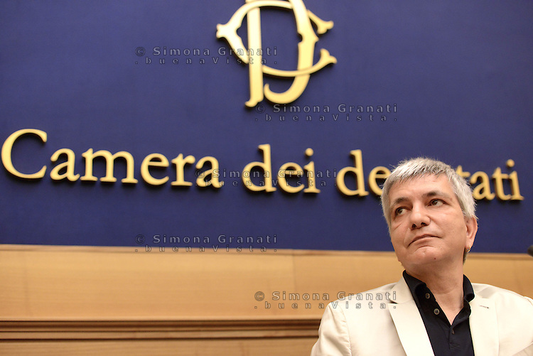 Roma, 1 Giugno 2015<br /> Nichi Vendola.<br /> Conferenza stampa SEL sulle elezioni Regionali