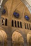 Real Colegiata de Santa Maria Church, Roncevalles, Navarra, Spain