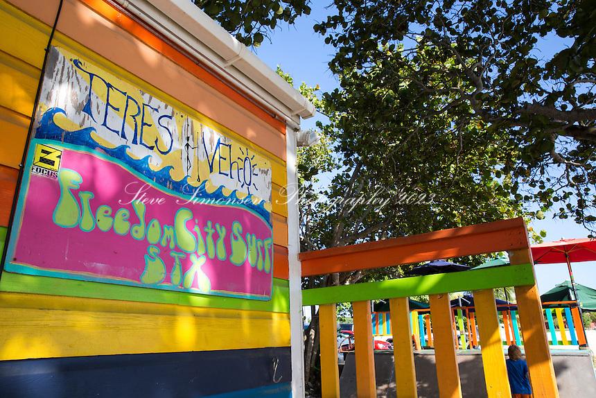 Freedom City Surf shop<br /> Frederiksted<br /> St. Croix<br /> US Virgin Islands