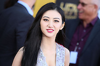 HOLLYWOOD, LOS ANGELES, CA, USA - NOVEMBER 14: Jing Tian arrives at the 18th Annual Hollywood Film Awards held at the Hollywood Palladium on November 14, 2014 in Hollywood, Los Angeles, California, United States. (Photo by Xavier Collin/Celebrity Monitor)