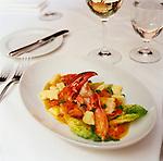 Executive Chef Mark Sullivan at Spruce Restaurant, a bistro in Presidio Heights, purveyor of Classic California cuisine.