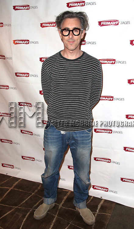 Alan Cumming.attending the Opening Night Party for the Primary Stages Production of 'Olive and the Bitter Herbs' in New York City. ...