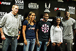 U.S Open Track and Field press conference