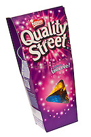 Box of Quailty Street Chocolates - 2011