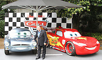 John Lasseter Cars 2 UK Premiere, Whitehall Gardens, London, UK, 17 July 2011:  Contact: Rich@Piqtured.com +44(0)7941 079620 (Picture by Richard Goldschmidt)