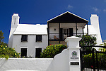 Bermuda, St. George's. The Bridge House.