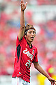 Genki Haraguchi (Reds), MAY 15th, 2011 - Football : 2011 J.League Division 1 match between Urawa Red Diamonds 1-1 Cerezo Osaka at Saitama Stadium 2002 in Saitama, Japan. (Photo by AFLO).