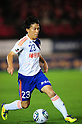 Atomu Tanaka (Albirex),..JULY 10, 2011 - Football :..2011 J.League Division 1 match between Kashima Antlers 1-2 Albirex Niigata at Kashima Soccer Stadium in Ibaraki, Japan. (Photo by AFLO)