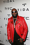 Rick Ross Attends TIDAL X: 1020 Amplified by HTC