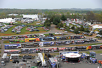 30 March - 1 April, 2012, Martinsville, Virginia USA.midway, fan village, atmosphere.(c)2012, Scott LePage.LAT Photo USA