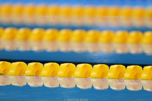 General View,<br /> AUGUST 8, 2016 - Swimming : <br /> at Olympic Aquatics Stadium <br /> during the Rio 2016 Olympic Games in Rio de Janeiro, Brazil. <br /> (Photo by Yohei Osada/AFLO SPORT)