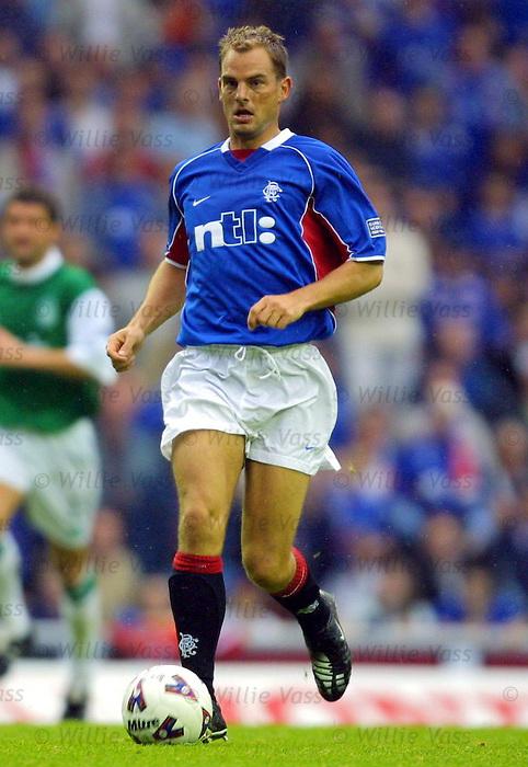 Ronald de Boer, Rangers season 2001/02.