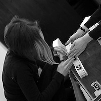 Galleria 291 est, nello storico quartiere di San Lorenzo, Roma..PAPERMOON, mostra d'arte. Sogni Illusioni Visioni. Tre artiste, tre mondi e tre stili, un linguaggio comune: il collage..Gallery 291 East, in the historical district of San Lorenzo, Rome..PAPERMOON, art exhibition. ILLUSIONS DREAMS VISIONS. Three artists, three worlds and three styles, a common language: the collage. .Agnieszka Wojtanowicz, Polish artist. Artista polacca.Katarzyna Gornik, Polish artist. Artista polacca.Marcela Iriarte, Colombian artist. Artista colombiana.
