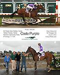 Monmouth Park Win Photos 07-2012