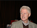 "Bill Clinton ""Back to Work"" Book Signing"