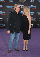 HOLLYWOOD, CA - April 19: Kurt Russell, Goldie Hawn, At Premiere Of Disney And Marvel's &quot;Guardians Of The Galaxy Vol. 2&quot; At The Dolby Theatre  In California on April 19, 2017. <br /> CAP/MPI/FS<br /> &copy;FS/MPI/Capital Pictures