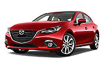 Mazda Mazda3 i Grand Touring Hatchback 2014