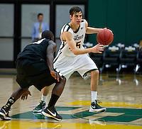 USF Basketball vs UNC Pembroke, November 5, 2012