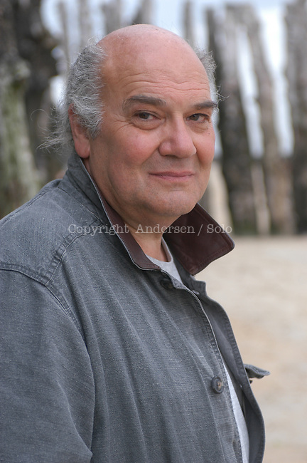Philippe Huet, French writer in 2004.