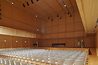 Franz Liszt Konzerthaus, Raiding.Architektur: Atelier Kempe Thill, Brands United
