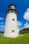 Kilauea Point Lighthouse, Kilauea National Wildlife Refuge, Island of Kauai, Hawaii