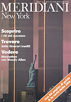 Meridian Magazine Cover, New York