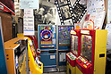 The Traditional Sweet Shop and Game Museum in Tokyo