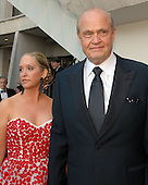Washington, D.C. - April 21, 2007 -- Former United States Senator Fred Dalton Thompson (Republican of Tennessee), right, and his wife, Jeri, attend one of the parties prior to the 2007 White House Correspondents Association dinner at the Washington Hilton in Washington, D.C. on Saturday evening, April 21, 2007..Credit: Ron Sachs / CNP                                                                  (NOTE: NO NEW YORK OR NEW JERSEY NEWSPAPERS OR ANY NEWSPAPER WITHIN A 75 MILE RADIUS OF NEW YORK CITY)