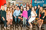 21st Birthday : Jessica Barry, Glin celebrating her  21st with family and friends at Christy's Bar, Listowel on Saturday night last.