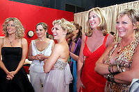 28 April 2006: Kassie DePaiva, Kim Zimmer in the Exclusive behind the scenes photos of celebrity television stars in the STAR greenroom at the 33rd Annual Daytime Emmy Awards at the Kodak Theatre at Hollywood and Highland, CA. Contact photographer for usage availability.