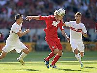 Fussball Bundesliga 2013/14: Stuttgart - Leverkusen