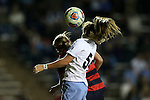 13 November 2015: North Carolina's Sarah Ashley Firstenberg (54). The University of North Carolina Tar Heels hosted the Liberty University Flames at Fetzer Field in Chapel Hill, NC in a 2015 NCAA Division I Women's Soccer game. UNC won the game 3-0.