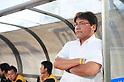 Makoto Teguramori (Vegalta), SEPTEMBER 11, 2011 - Football / Soccer : Vegalta Sendai head coach Makoto Teguramori before the 2011 J.League Division 1 match between between Ventforet Kofu 1-2 Vegalta Sendai at Yamanashi Chuo Bank Stadium in Kofu, Japan. (Photo by AFLO)