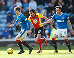 Andy Halliday, Ryan Edwards and Danny Wilson