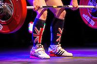British Senior Weightlifting Championships 2014