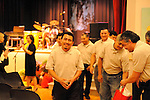 A group of Guatemalan day laborers sing traditional songs at a fund raiser for Neighbors Link Community Center, Mt. Kisco, New York.  Neighbors Link is dedicated to providing employment opportunities and social services to newly arrived immigrants.