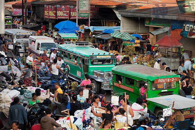 Oct. 2011; Davao City, Philippines.<br /> <br /> Photo by Matt Cashore/University of Notre Dame