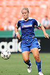 22 June 2008: Washington's Lori Lindsey. The Washington Freedom defeated the Richmond Kickers Destiny 5-0 at RFK Stadium in Washington, DC in a United Soccer Leagues W-League friendly.