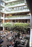 New York: Citicorp Center--Atrium.